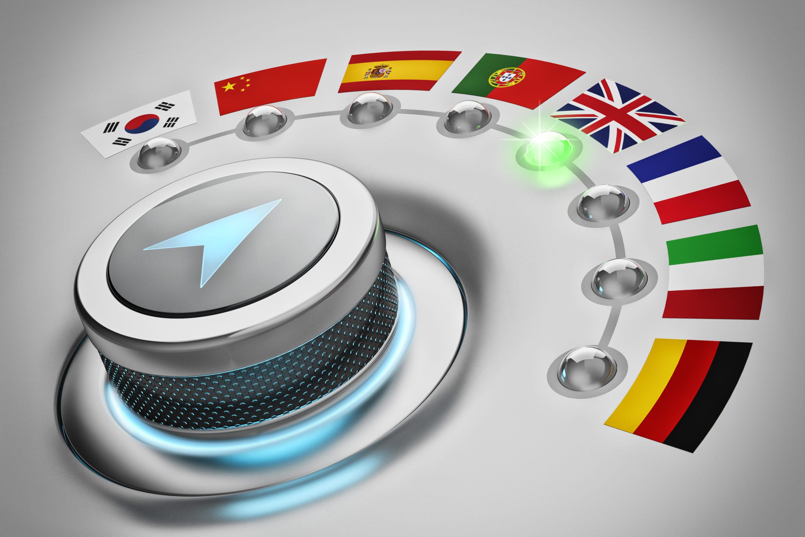 Transcriere automata in diferite limbi