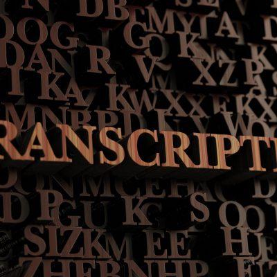 Transcriere inteligenta in 37 limbi